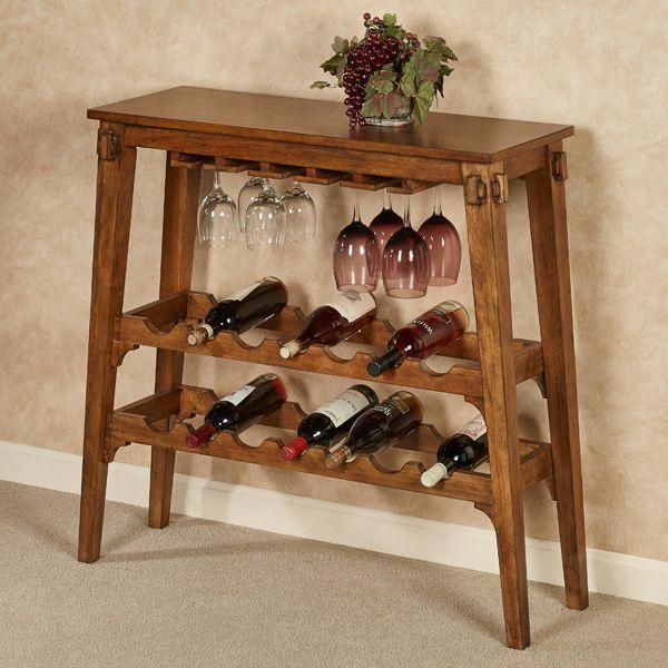 Use A Single For These 100 Free Diy Wine Rack Plans To Generate A Violet Tray For Your Residence Or Maybe As A Pres Wine Rack Design Wine Rack Table Wine Rack