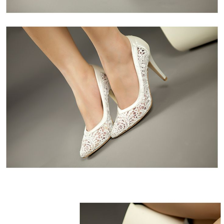 2014 женщин вырез атласная ткань размер 32 на высоких каблуках сексуальные кружевные свадебные туфли мелкая рот острым носом из натуральной кожи невесты туфли на высоком каблуке, принадлежащий категории Насосы и относящийся к Обувь на сайте AliExpress.com   Alibaba Group