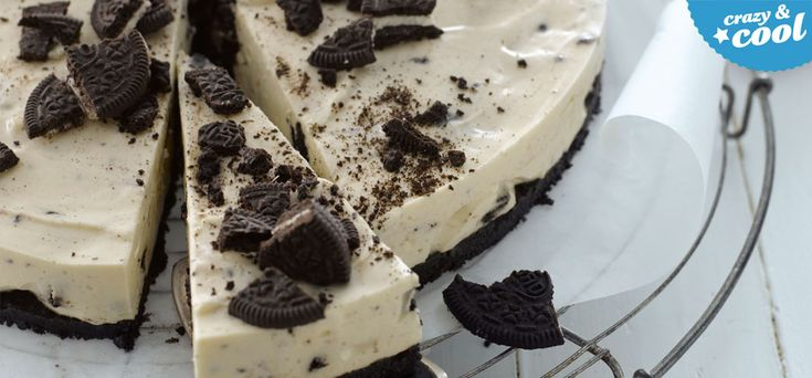 Philadelphia Philadelphia Torte Cookies & Cream