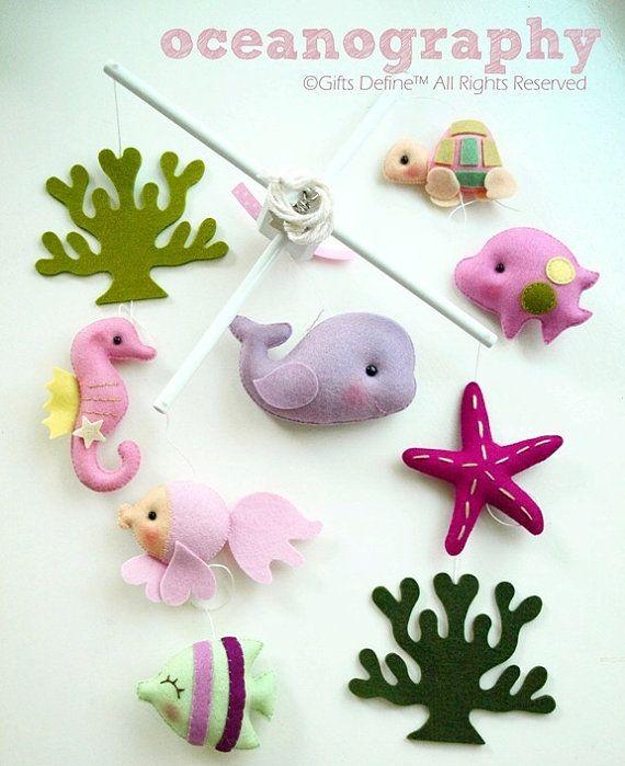 Mobile Ocean Creatures