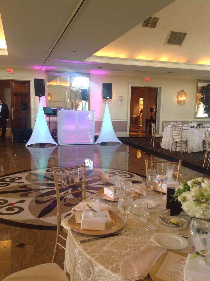 average price for wedding dj in new jersey%0A A simple and elegant look that results in a fun and classy day  Costsaving  tip  keep it all on one site  wedding ceremony  cocktail hour and reception