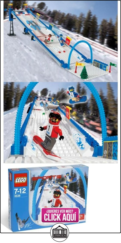 LEGO Sports Gravity Games 3538 Snowboard Boarder Cross Race by LEGO  ✿ Lego - el surtido más amplio ✿ ▬► Ver oferta: http://comprar.io/goto/B003US9JF6