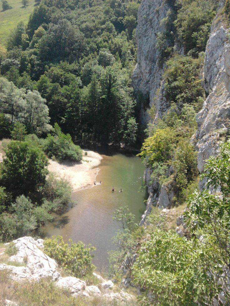 Parcul National Cheile Nerei-Beusnita, Caras-Severin