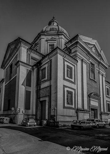 PIACENZA - la Chiesa delle Benedettine  ® Massimo Mazzoni www.facebook.com/lefotografiedimassimo