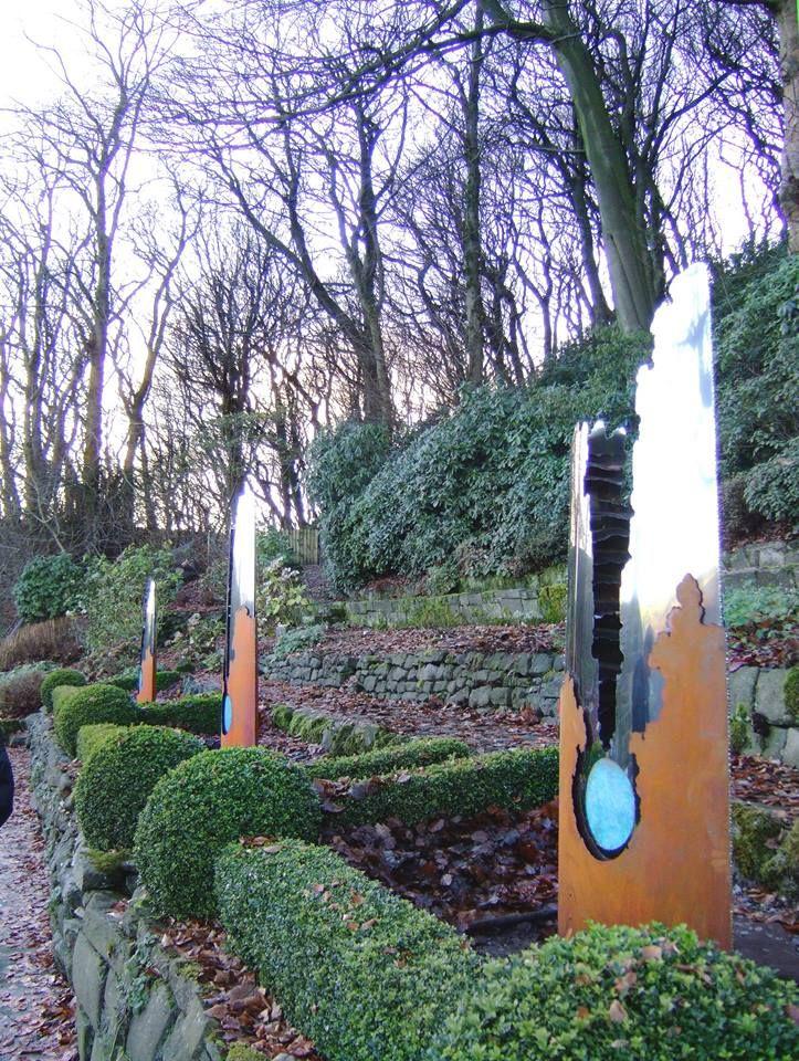 Loving this! #gardensculpture