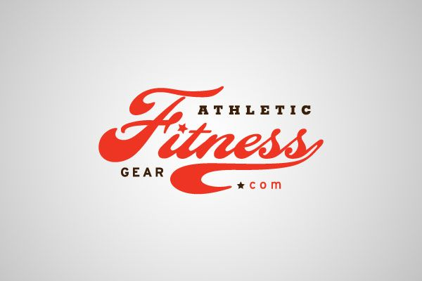 athletic fitness logo # like the look