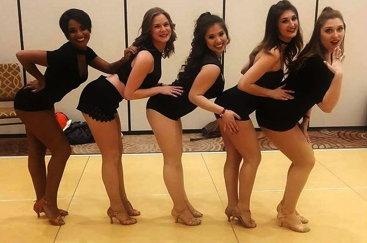 Open Audition for Steps Ladies Teams | TorontoDance.com
