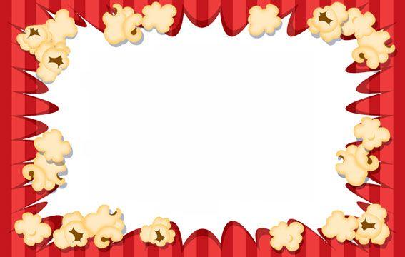 Popcorn Clip Art Border Clip Art Borders Clip Art Art