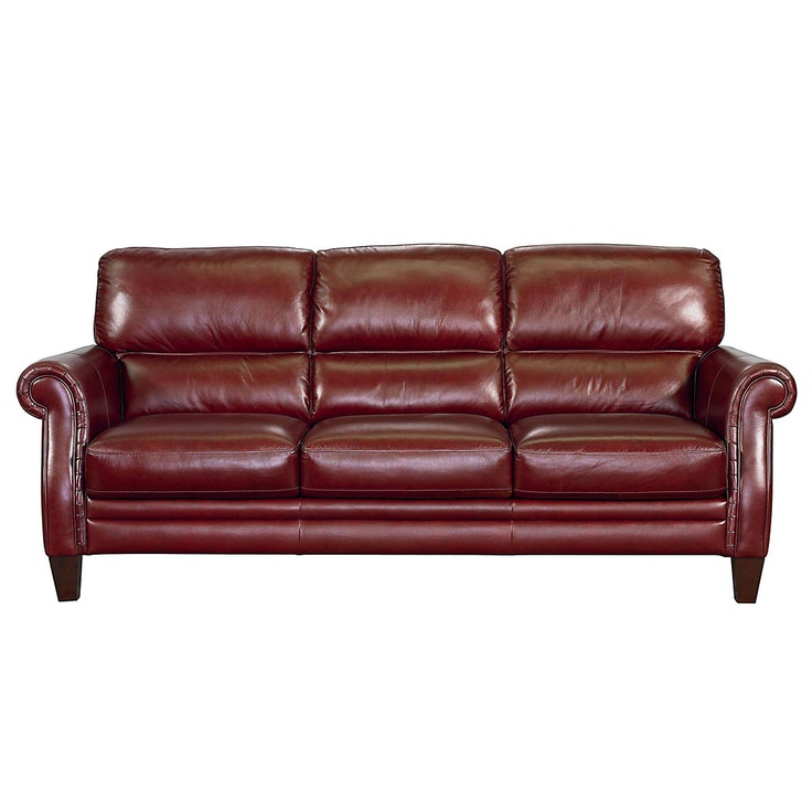 17 best images about couches on pinterest queen sofa for Traditional leather sofa bed