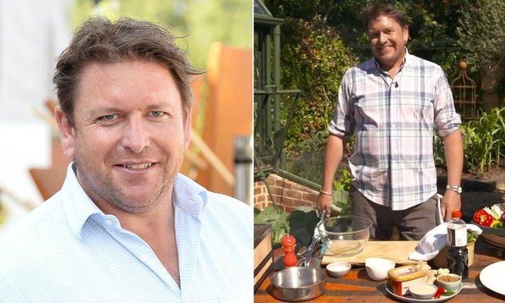 Inside This Morning chef James Martin's jaw-dropping ...