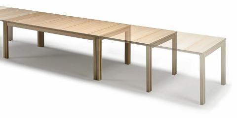 spisebord med ileggsplater - bohus