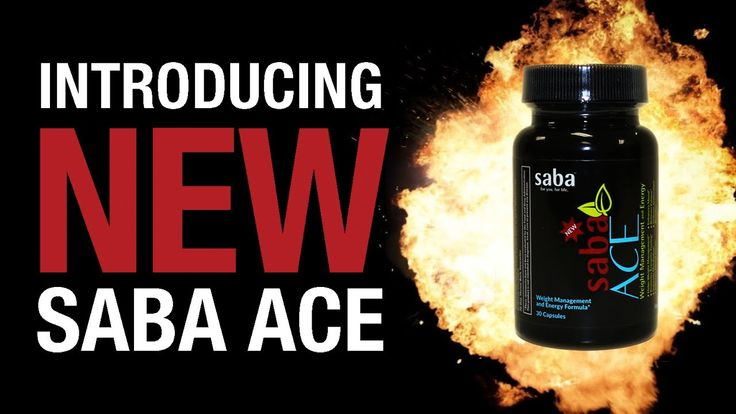 To order your New Saba ACE or any other product go to:  www.fabulous-and-fit.com
