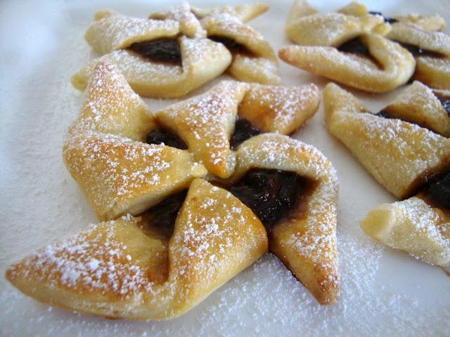 Joulutorttu – Finnish Christmas Jam Tarts