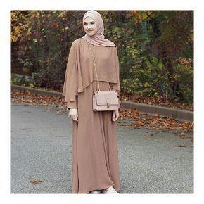 "103 Likes, 2 Comments - SARAH - HIJAB FASHION (@modestyofahijabi) on Instagram: ""The beautiful @withloveleena  || #MOAHinspo #throwback ❤ • • • • #ootd #inspiration #fashion…"""