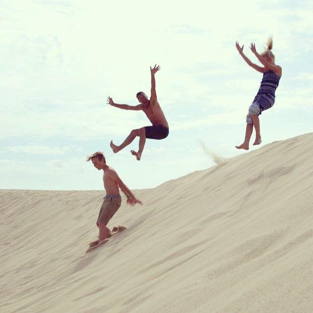 Highest sand dune in Europe, Dune du Pyla