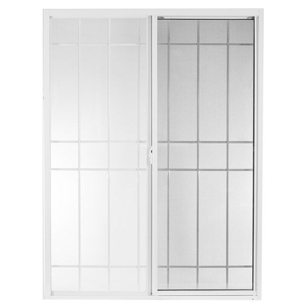 Best 25 ventanas de aluminio blanco ideas on pinterest for Ventana aluminio 120x120