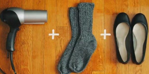 9 трюков с обувью