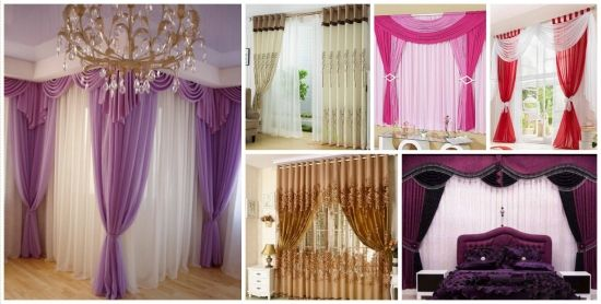 Perdele si draperii moderne - 15 idei in imagini pentru ferestre imbracate cu stil