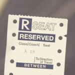 When to make train seat reservations