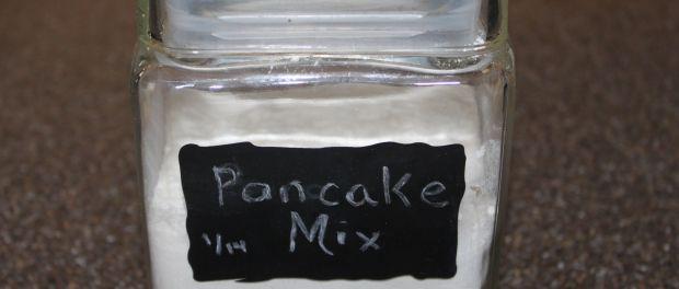Pancake Pantry mix