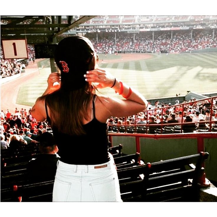 Chic Boston Red Sox Game Day Outfit