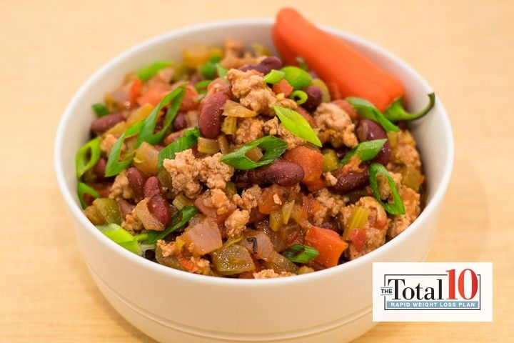 Total 10 Turkey Chili | The Dr. Oz Show  https://www.facebook.com/droz/photos/pcb.10150468031114995/10150468029544995/?type=1&theater