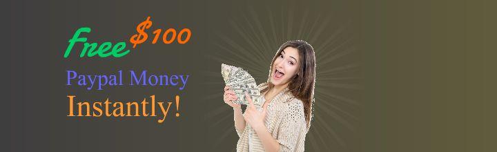 CashRevenue — Free 100 Paypal Money Instantly https