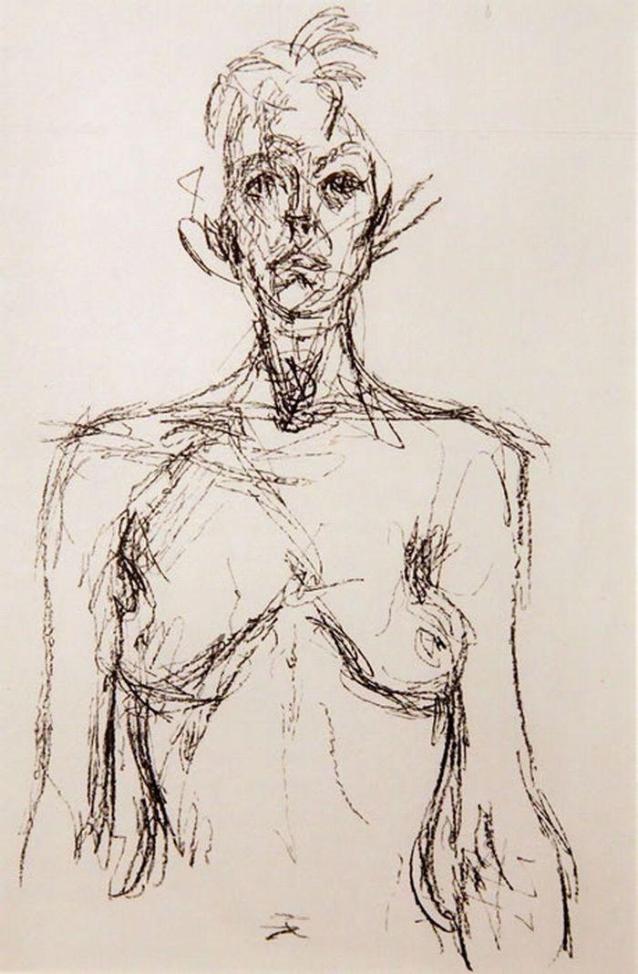 images of alberto giacommetti   Alberto Giacometti