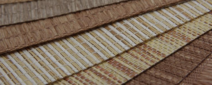 The Naturals Collection is a light filter with a difference. Reminiscent of a native woven grass design, The Naturals Collection provides a natural warmth and texture that will bring life and a unique style to any décor. (Bali Gold, Islander Biscuit, Islander Coffee, Malibu Toffee, Sahara, Sierra Sunset, Simpson, Tahitian Gold and Tahitian Moss) #blinds