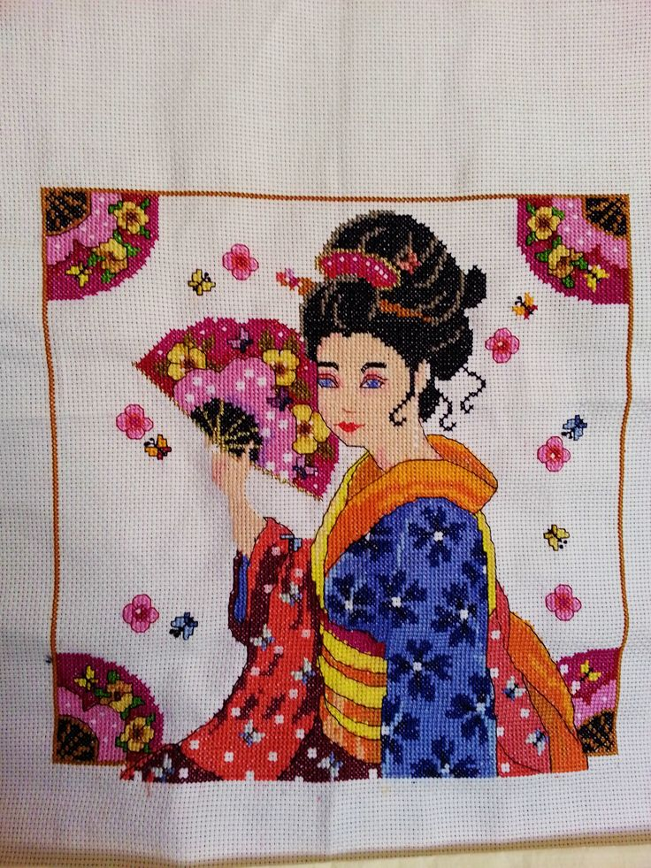 photo update for my GEISHA LADY