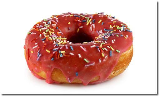 Pinky Donut