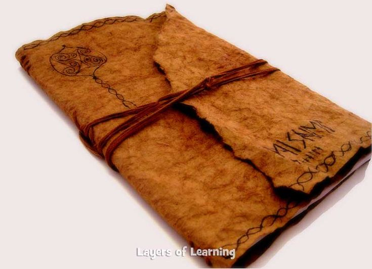 We'll show you how to do a Medieval Book Making Craft with paper and embroidery floss instead of vellum, leather, and sinew. Super cool, super easy.