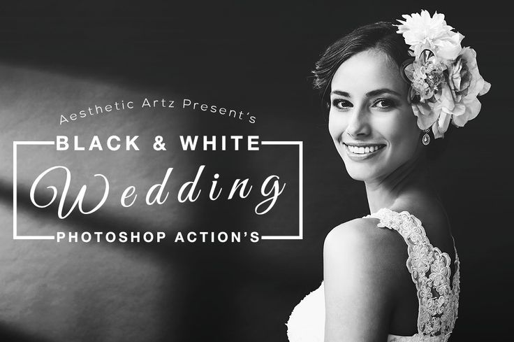 Free Aesthetic Black And White Photoshop Actions by AestheticArtz.dev... on @DeviantArt