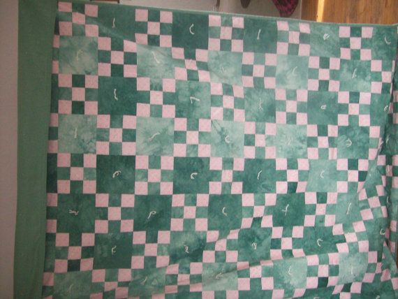 8 best For Sale images on Pinterest | Chains, Etsy and Irish chain ... : irish chain quilt for sale - Adamdwight.com