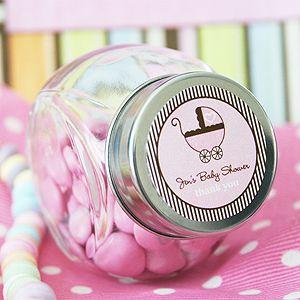 Cute candy dispenser idea.