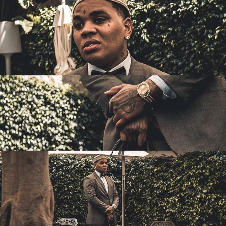 """KEVIN GATES """" To be complete within - is to be complete without - : @shotbyspencer """" @kvngates #iamkevingates #KevinGates"""