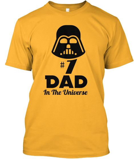 Father's Day Darth Vader T-Shirt