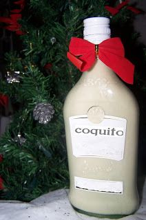 You Mother Lover.: Coquito for the holidays