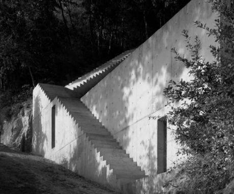 Tolo House, Vila Real, Portugal, 2005, Alvaro Siza