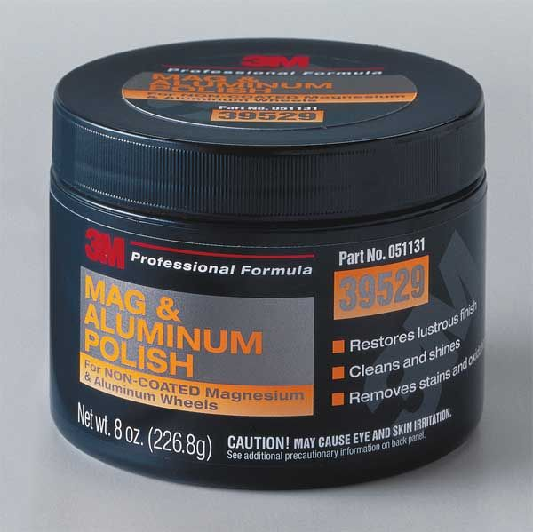 Magnesium/Aluminum Polish. Many aluminum aficionados swear by mag wheel polish sold in auto parts stores for achieving this shiny effect.
