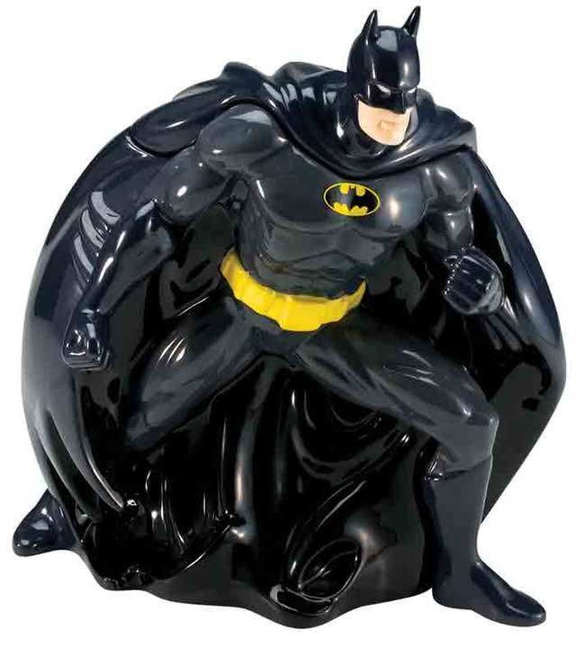 Big Bang Theory Batman Cookie Jar: Vandor's Batman Cookie Jar