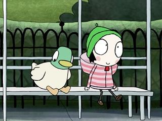 Sarah & Duck: Bus stop - her favorite episode