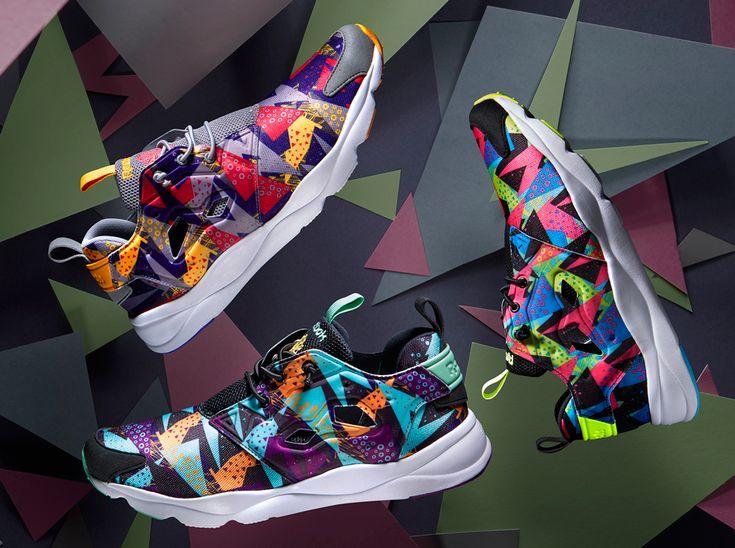 "Reebok FuryLite ""Graphic"" Pack - SneakerNews.com"