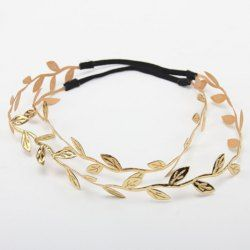 SHARE & Get it FREE | Stylish Simple Leaf Shape Headband For WomenFor Fashion Lovers only:80,000+ Items • New Arrivals Daily • Affordable Casual to Chic for Every Occasion Join Sammydress: Get YOUR $50 NOW!