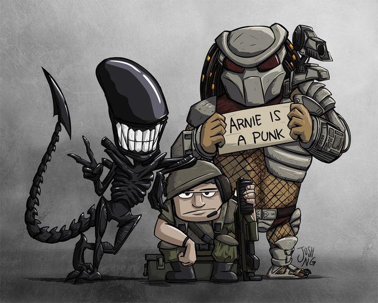 661 Best Alien Vs Predator Images On Pinterest Alien Vs