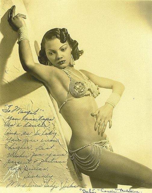 Lost history of black pin up girls