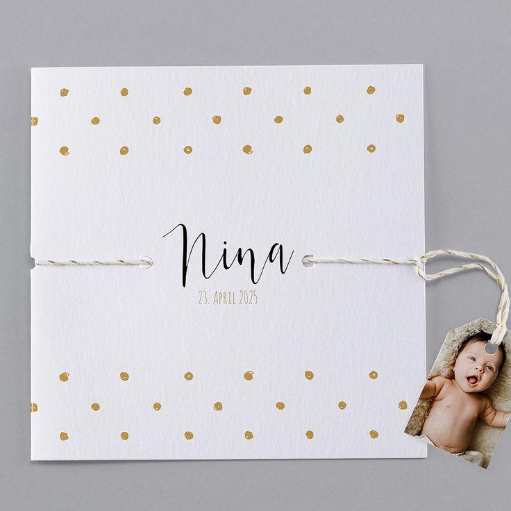 Geburtskarten - B26-011