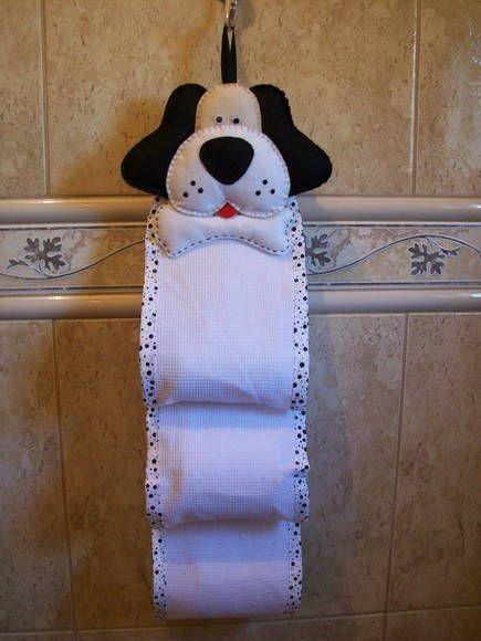 Hoy tengo para ti esta propuesta para hacer un lindo porta papel higiénico o porta rollos. Son ideas fantásticas que lucirán de maravillaen tu baño, cada uno está hecho de manera diferente con materiales fáciles de conseguir, como fieltro, foami, algodón, felpa, etc. ya verás lo hermoso que quedan estos guarda papel higiénicos, y lo …