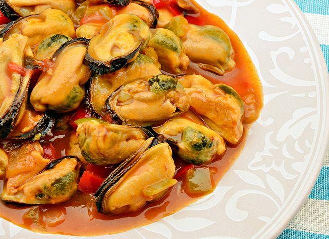 Мидии, замороженные без раковин: вкусно и изыскано   Ссылка на рецепт - https://recase.org/midii-zamorozhennye-bez-rakovin-vkusno-i-izyskano/  #Морепродукты #блюдо #кухня #пища #рецепты #кулинария #еда #блюда #food #cook