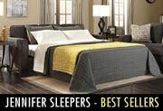 Jennifer Convertibles: Sofas, Sofa Beds, Bedrooms, Dining Rooms & More!